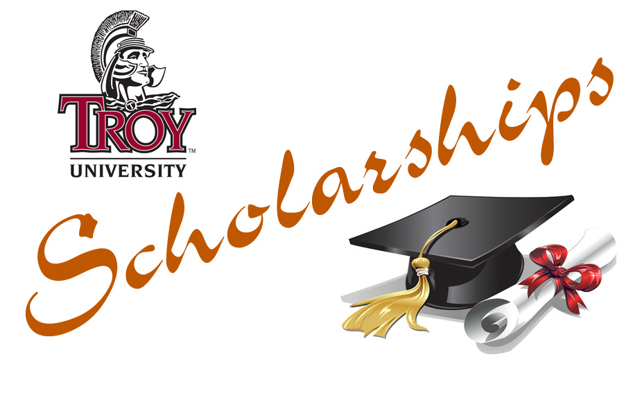 Troy scholarships